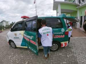 BAZNAS Kirim Bantuan Medis ke Lokasi Gempa di Sulawesi Barat
