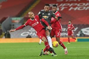 Babak I: Liverpool dan Manchester United Masih Sama Kuat