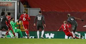 Liverpool Digempur MU, Netizen: Untung Kipernya Bukan Adrian