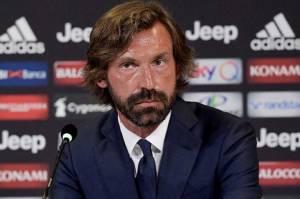 Pirlo Beberkan Kesalahan Juventus saat Digunduli Inter Milan