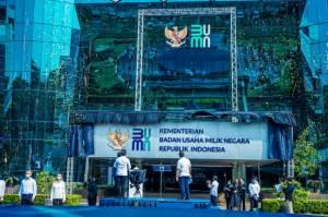 Holding BUMN Berisikan BRI, Pegadaian dan PNM Membuka Akses UMKM