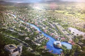 Akses Kota Podomoro Tenjo Dimudahkan Lewat Grand TOD dan Dekat Tol