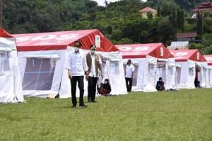 Jokowi Pastikan Rumah Rusak Terdampak Gempa Sulbar Dapat Bantuan Rp10-50 Juta