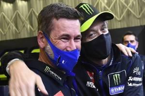 Rossi Bakal Punya Tim MotoGP, Briggs Mungkin Akan Bertugas Lagi