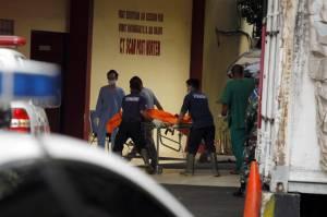 Jenazah Mantan Ketum PB HMI Mulyadi P Tamsir Diserahkan Tim DVI kepada Keluarga