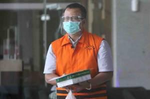 Masa Penahanan Edhy Prabowo dan 3 Tersangka Kasus Suap Benur Diperpanjang