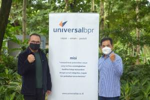 Dongkrak Kepercayaan Masyarakat, Universal BPR Gandeng Rhenald Kasali sebagai Brand Ambassador