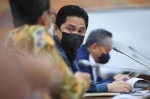 Erick Thohir Ogah Disamakan dengan Malaysia Soal Lembaga Pengelola Investasi