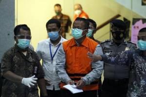 Ditahan KPK 2 bulan, Edhy Prabowo Keluhkan Dirinya Tak Bisa Ketemu Keluarga