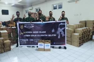 Alumni AAU 2006 Kirim 1,8 Ton Bantuan untuk Korban Bencana Sulbar dan Kalsel