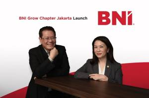 Business Network International Buka Chapter Grow Terbesar di Indonesia
