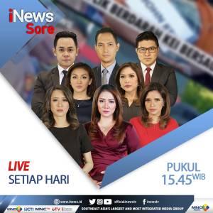 iNews Sore Live di iNews dan RCTI+ Minggu Pukul 16.00: DKI Krisis Lahan Pemakaman