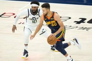 Hasil Pertandingan NBA 2020/2021, Minggu (24/1/2021) WIB: Rekor Curry