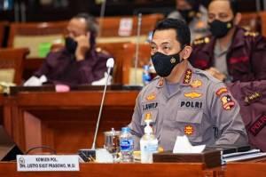 Jabat Kapolri, Listyo Sigit Prabowo Diharapkan Bawa Perubahan