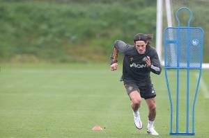 Edinson Cavani Jadi Panutan Penyerang Muda Manchester United