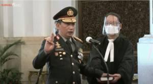 Listyo Sigit Prabowo Resmi Jadi Kapolri, Ini Sejumlah PR yang Menantinya