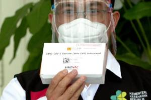 Abdul Muthalib Pastikan Jokowi Disuntik Vaksin Sinovac