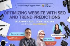 Gelar Webinar untuk Komunitas Bukti MNC Portal Indonesia Dukung Kemajuan Komunitas