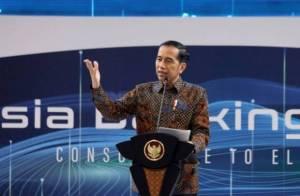 Jokowi: Pabrik Mobil Listrik Raksasa RI Segera Beroperasi