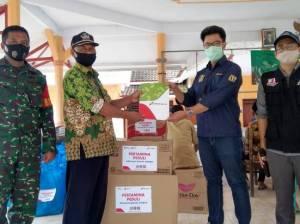 Gerak Cepat, Pertagas Salurkan Bantuan untuk Korban Banjir Jember