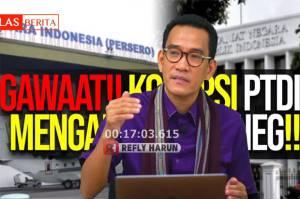 Refly Harun: Ungkap Korupsi seperti Tabrak Tembok Tinggi Tebal, Bisa Terpental