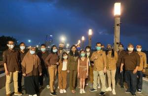 Jadi Duta Satgas Toilet Indonesia Bentukan Sandiaga Uno, Ini yang Akan Dilakukan Lady Marsella