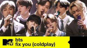 Arti Penting di Balik BTS Nyanyikan Lagu Coldplay 'Fix You'