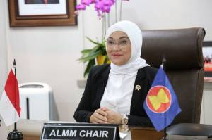 Para Menaker ASEAN Kompak Hadapi Pandemi Covid-19