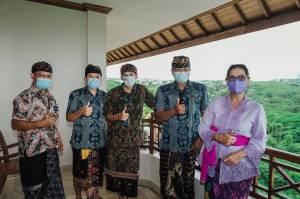 Kabar Gembira dari Sandiaga Uno, Kasus Covid-19 Turun hingga Kesiapan Free Covid Corridor di Bali