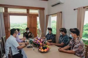 Menparekraf Dorong Penyelamatan Pramuwisata Di Bali