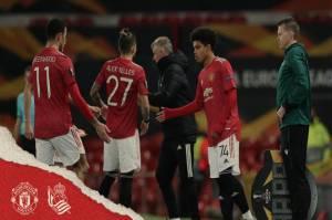 Shola Shoretire, Remaja 17 Tahun Manchester United Hipnotis Panggung Liga Europa