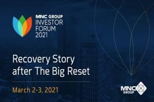 MNC Group Investor Forum Kumpulkan Investor Global & Dihadiri Airlangga hingga Luhut, Ini Cara Registrasinya!