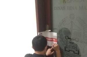 Usai OTT Nurdin Abdullah, KPK Segel Ruangan Dinas PUTR Sulsel