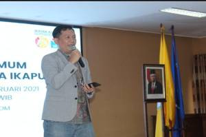 Chairuddin Pimpin IKAPUNIJA Periode 2021-2025