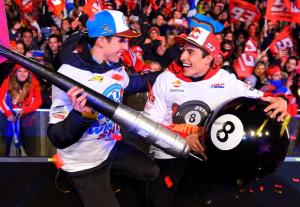 Mimpi Alex Ikuti Jejak Marc Marquez Jadi Juara Dunia MotoGP