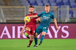 AS Roma Belum Bisa Menerima Kekalahan dari AC Milan