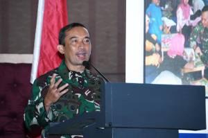 Pimpin Rakernis, Kadispenad Pacu Kinerja Penerangan TNI AD Semakin Profesional