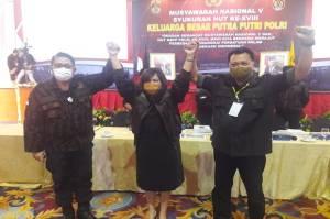 Evita Nursanty Terpilih Secara Aklamasi sebagai Ketum KBPP Polri 2021-2026