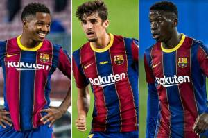 Ini Tiga Calon Pengganti Messi di Barca, Siapa Layak?