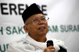 Jubir Wapres Sebut KH Maruf Amin Tak Dilibatkan Dalam Penyusunan Perpres Miras
