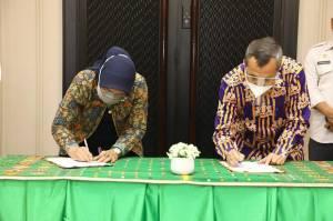 Kemnaker Terima Hibah Dua BLK Dari Pemprov Riau