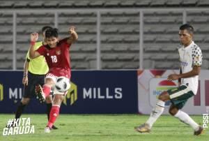 Timnas Indonesia U-23 Sukses Kalahkan Tira Persikabo