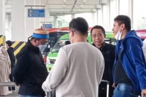 Marzuki Ali Tiba di Bandara Kualanamu, Demokrat: Mau ke Lokasi KLB Bodong Pak?