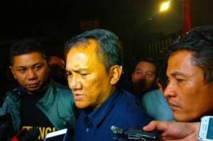 Marzuki Alie di Kualanamu Jelang KLB, Andi Arief: Selama Ini Ngakunya Bukan Penghianat
