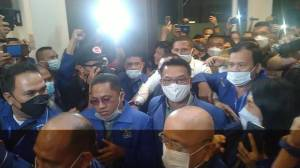 Kisruh Demokrat, Saiful Mujani: Kejadian Pertama Partai Dibajak Orang Luar Partai