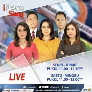 Tragis! Bocah Dimakan Buaya Selengkapnya di iNews Siang Jumat Pukul 11.00 WIB