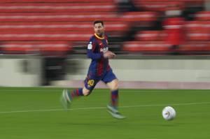5 Rekor yang Bisa Messi Pecahkan pada 2021, Bagian Kedua