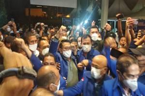 Kabur dari Areal KLB Demokrat, Moeldoko Bikin Kecewa Wartawan