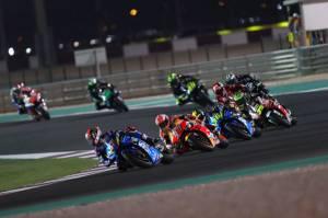 Tercecer di Shakedown Test, Luca Marini Belum Nyetel dengan Motor MotoGP