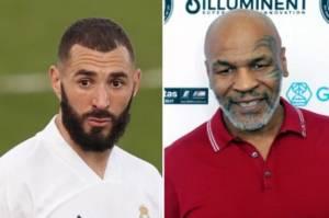 Kisah Hidup Mike Tyson Bikin Karim Benzema Mengaguminya